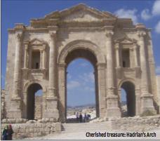 adrians arch