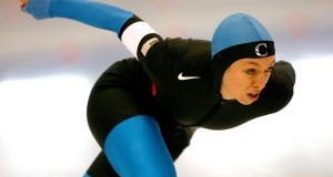 Killeanne Rookard has sharpened her skates and her faith in preparation for the Olympics.