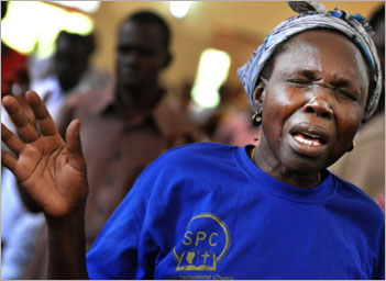 Sudanese Christians continue to face persecution while Western governments remain silent.