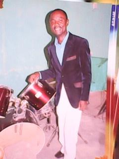 Dike Ocha. Pastor of theAssemblies of God Church