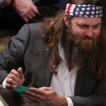 Was it Duck Dynasty Star Who left the $5,000 Tip?