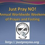 24th Annual Worldwide Weekend of Prayer for the Addicted