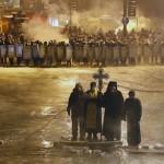 Ukraine's Major Religions Unite to Support Demonstrators