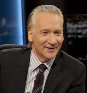 "Bill Maher has been highly critical of religion and views it as highly destructive. However, he has been known to reject the ""atheist"" label."