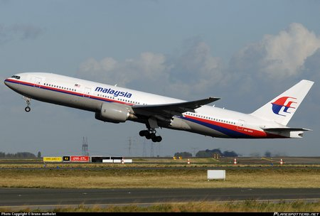 Malaysia airlines 777