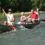 Living Waters Canoe Ministry Makes a Splash