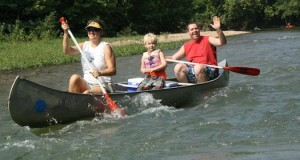 Living Water Ministry has proven popular with churches and families looking for fun and adventure.