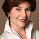 Laura Bush remains the most liked former First Lady in national polls.