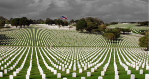 memorial day crosses