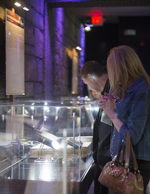 A rare Gutenberg Bible highlights how fragile the written Word is and the debt we owe to those who dared to print it. The Passages Exhibit promises to amaze visitors.