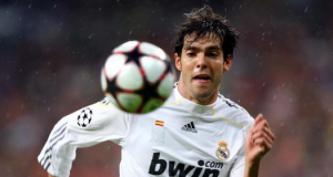Brazilian soccer star 'Kaká' gives God all the credit.