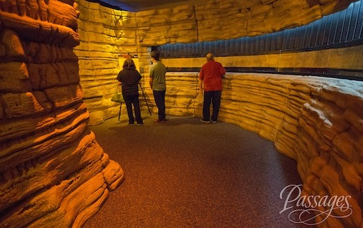 Passages Exhibit is Thrill Ride of Amazing Journey of God's Word