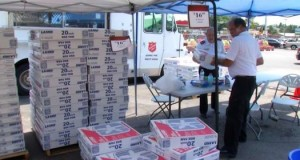 Salvation Army Fan Drive Helps Needy Beat The Heat