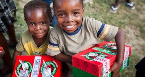 operation christmas child KC