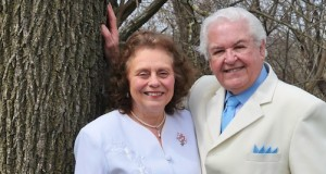Pastors Carroll C. and Bonnie Sue McCarroll.