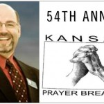 Barry Feaker to speak at Kansas Prayer Breakfast