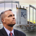 Kansas City Royals Manager Dayton Moore