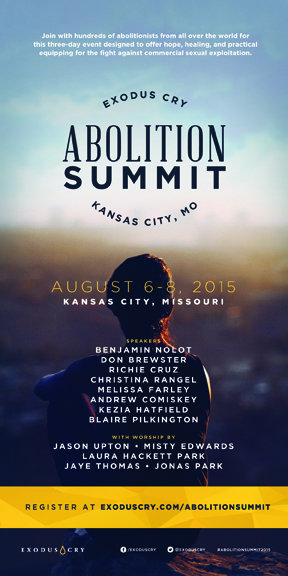 abolition summit poster