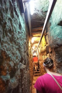 Young travelers will love exploring Jerusalem underground. Here you can tromp through a First-Century Roman sewer or walk the streets that Jesus and his disciples traveled. It's a whole other world worthy of a sic-fi adventure or History Channel series.