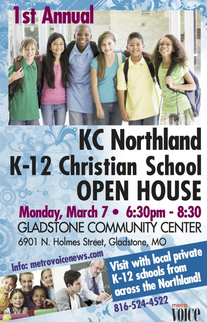 Northland Open House Poster