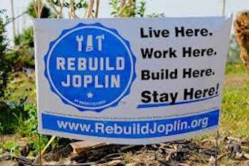 joplin rebuild sign