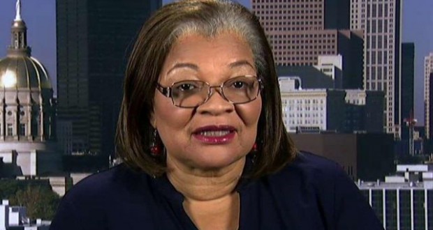 Alveda King is the niece of civil rights hero Martin Luther King, Jr.