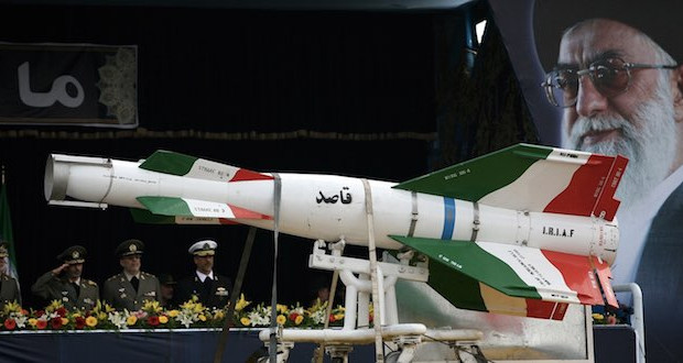 Iran continues to develop missiles under the arrangement with the Obama administration, that could reach Israel and even Europe.