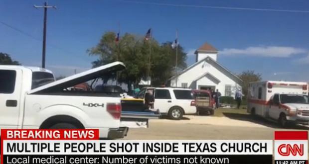 churches guns