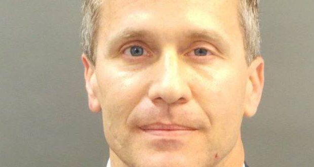 Missouri Gov. Eric Greitens indicted for felony invasion