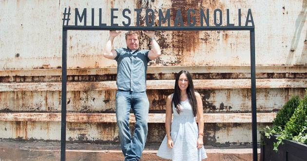 Chip and joanna gaines are remaking their hometown metro for How much do chip and joanna gaines make