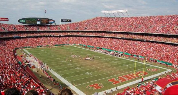 chiefs arrowhead