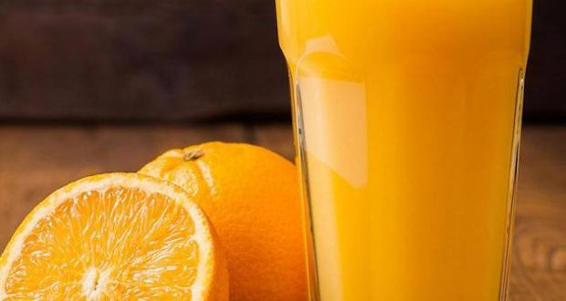 orange juice cancer