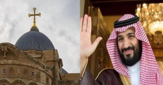 arabia churches saudi