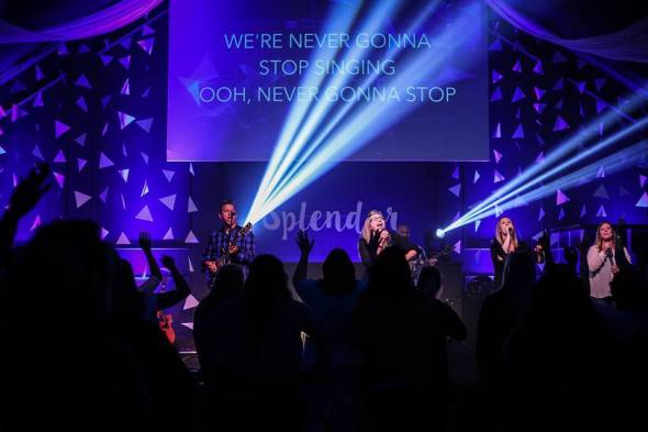 worship-lights - Metro Voice News