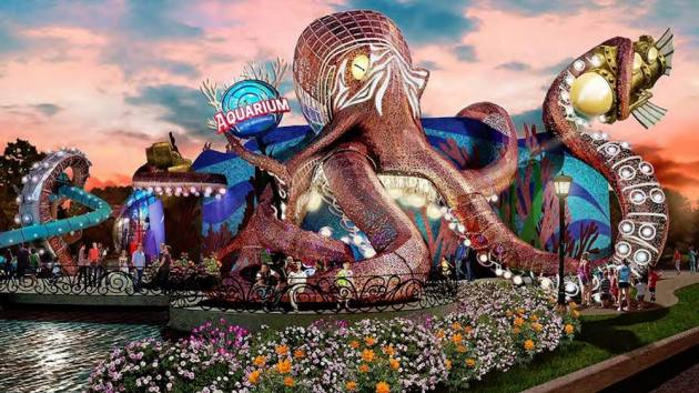 Huge aquarium planned for famous Branson theater - Metro ...