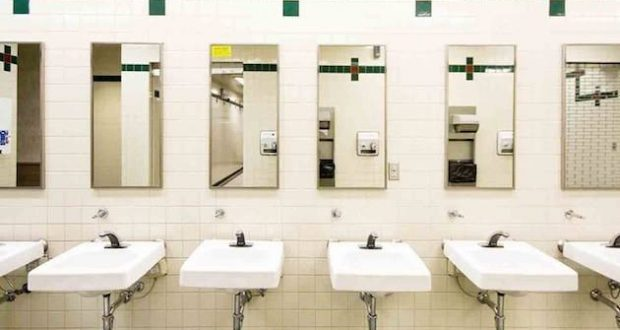 Free sex photo in bathroom in schools