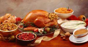 dinner thanksgiving