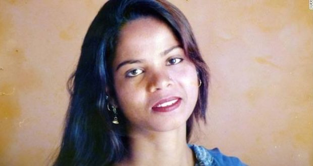 Freed Asia Bibi on way to Netherlands