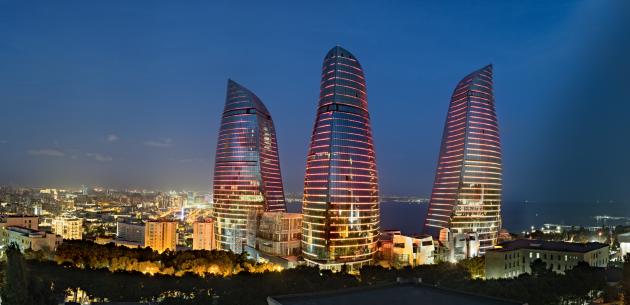 Baku, Azerbijan