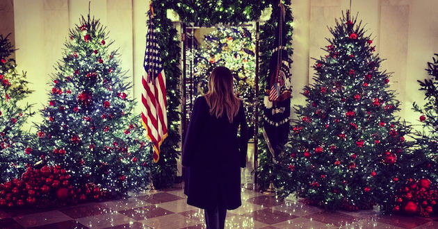 Christmas White House 2020 white house christmas   Metro Voice News