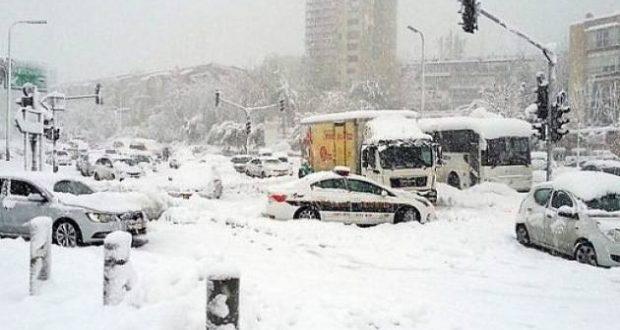 jerusalem snowstorm