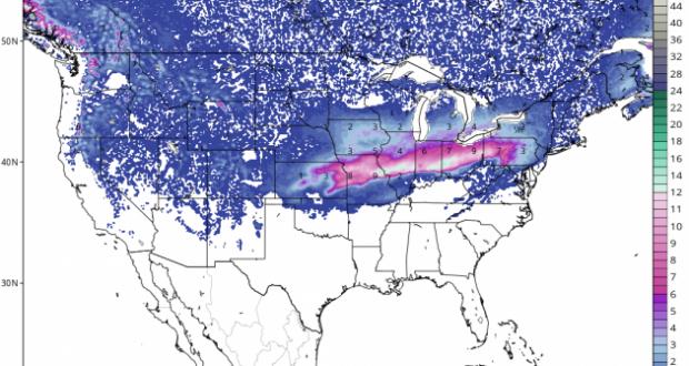 Kansas City snowstorm