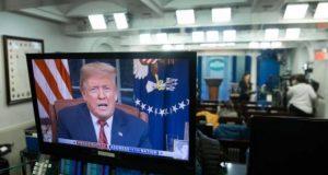 news coverage trump negative