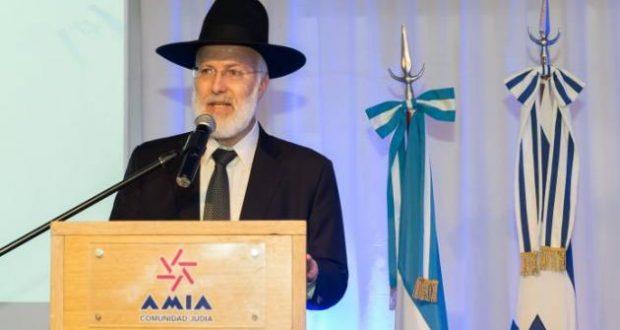rabbi argentina