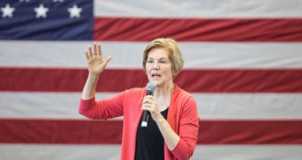 warren, dan, indian, american, cherokee, nation, stunt, backfires, test, campaign, president,