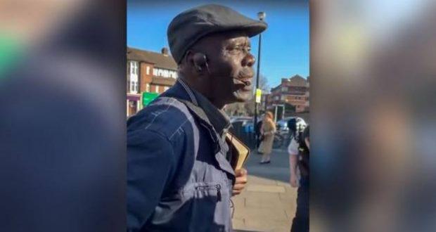 preacher london