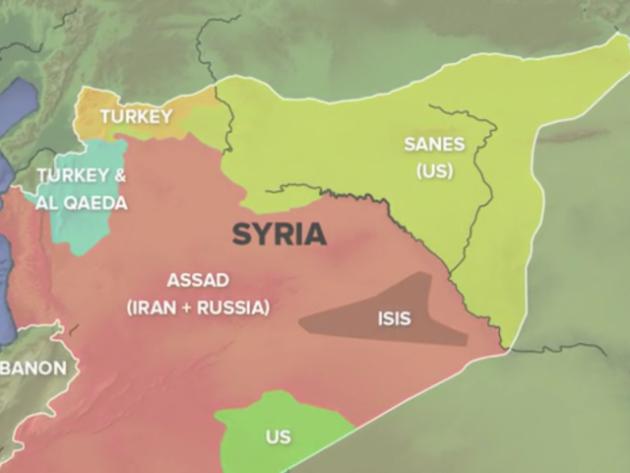 democratic syria