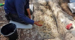 samaritan unearthed
