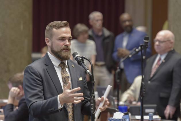 Rep -Nick-Schroer-May-2019 - Metro Voice News