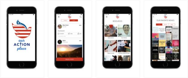 app designed to unite christians